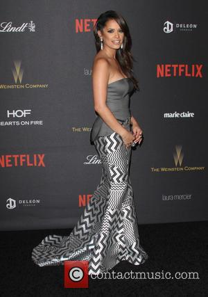 Rocsi Diaz - The Weinstein Company & Netflix 2016 Golden Globe After Party held at the Beverly Hilton Hotel at...