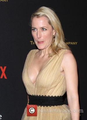 Gillian Anderson: 'The X-files Gave My Kids Nightmares'