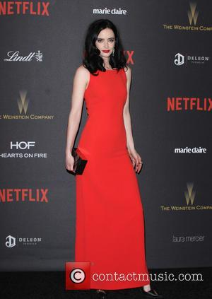 Krysten Ritter - The Weinstein Company & Netflix 2016 Golden Globe After Party held at the Beverly Hilton Hotel at...