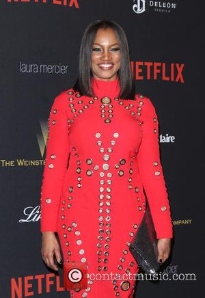 Garcelle Beauvais - The Weinstein Company & Netflix 2016 Golden Globe After Party held at the Beverly Hilton Hotel at...