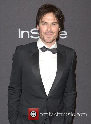 Ian Somerhalder - InStyle and Warner Bros 73rd Annual Golden Globes after party at the Beverly Hilton Hotel at Beverly...
