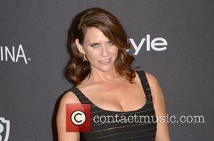 Amy Landecker - InStyle and Warner Bros 73rd Annual Golden Globes after party at the Beverly Hilton Hotel at Beverly...