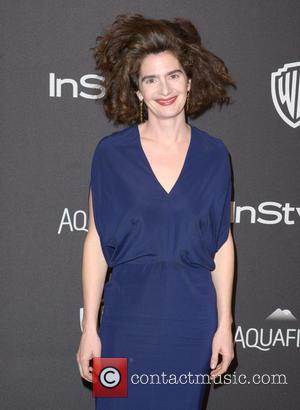 Gaby Hoffmann - InStyle and Warner Bros 73rd Annual Golden Globes after party at the Beverly Hilton Hotel at Beverly...