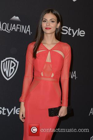 Victoria Justice - InStyle and Warner Bros 73rd Annual Golden Globes Post-Party at the Beverly Hilton Hotel at beverly Hilton...