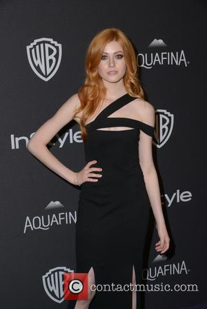 Katherine McNamara - InStyle and Warner Bros 73rd Annual Golden Globes Post-Party at the Beverly Hilton Hotel at beverly Hilton...