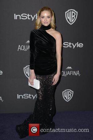 Greer Grammer - InStyle and Warner Bros 73rd Annual Golden Globes Post-Party at the Beverly Hilton Hotel at beverly Hilton...