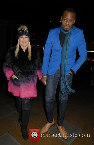 Vanessa Feltz , Ben Ofoedu - Launch of Saatchi's first ever all female show to mark the Gallery's 30th Anniversary...