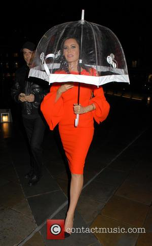 Linzi Stoppard - Launch of Saatchi's first ever all female show to mark the Gallery's 30th Anniversary at The Saatchi...