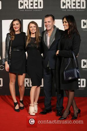 Duncan Bannatyne, Wife Nigora Whitehorn and Daughters