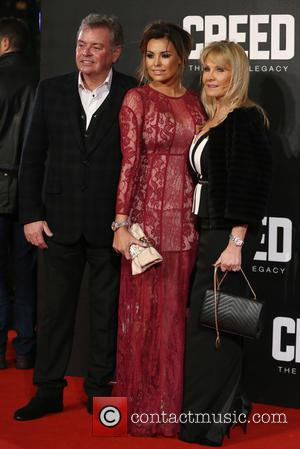 Mark Wright Snr, Jessica Wright and Carol Wright