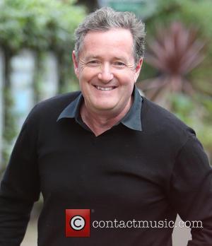 Piers Morgan - Piers Morgan outside ITV Studios - London, United Kingdom - Tuesday 12th January 2016