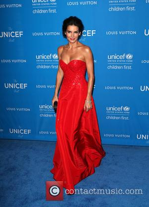 Angie Harmon - 6th Biennial UNICEF Ball at the Beverly Wilshire Four Seasons Hotel - Arrivals at Regent Beverly Wilshire...