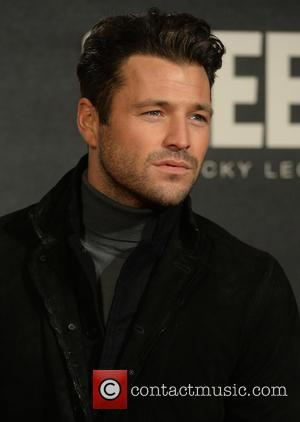 Mark Wright - 'Creed: The Rocky Legacy' UK Premiere - Arrivals - London, United Kingdom - Tuesday 12th January 2016