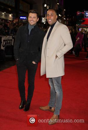 Mark Wright and James Degale