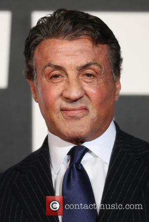 Sylvester Stallone - Creed The Rocky Legacy UK premiere held at the Empire - Arrivals - London, United Kingdom -...