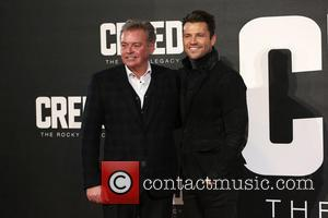 Mark Wright , Snr - Creed The Rocky Legacy UK premiere held at the Empire - Arrivals - London, United...