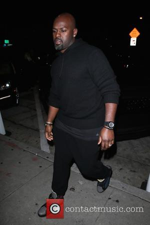 Corey Gamble - Kris Jenner and Corey Gamble seen arriving for dinner at Craigs restaurant at West Hollwood - Los...