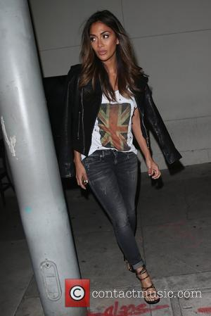 Nicole Scherzinger - Nicole Scherzinger seen leaving Craigs restaurant after possibly having had dinner with Olivia Culpo at West Hollwood...