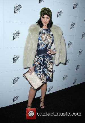 Katy Perry - Stella McCartney Autumn 2016 Collection Event held at Amoeba Music Hollywood at Amoeba Music - Hollywood, California,...