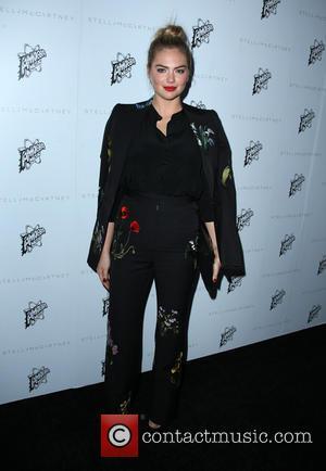 Kate Upton - Stella McCartney Autumn 2016 Collection Event held at Amoeba Music Hollywood at Amoeba Music - Hollywood, California,...