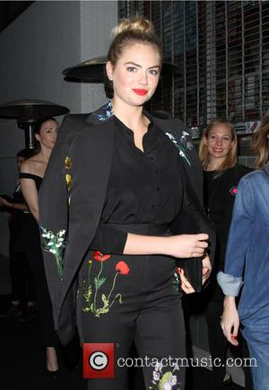 Kate Upton - Stella McCartney Autumn 2016 Collection Event held at Amoeba Music Hollywood at Amoeba Music Hollywood - Los...