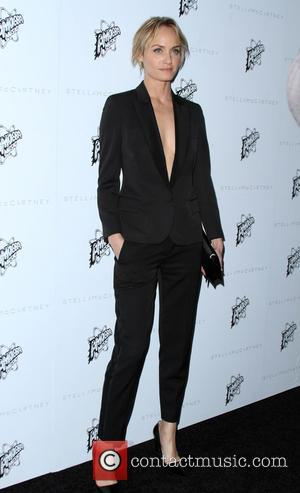 Amber Valletta - Stella McCartney Autumn 2016 Collection Event held at Amoeba Music Hollywood at Amoeba Music Hollywood - Los...