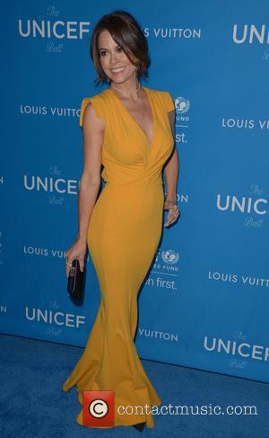 Brooke Burke and Unicef