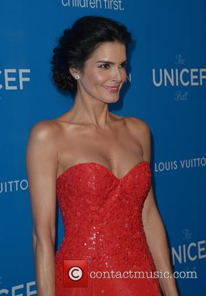 Angie Harmon - 6th Biennial UNICEF Ball at the Beverly Wilshire Four Seasons Hotel - Arrivals at Beverly Hilton -...