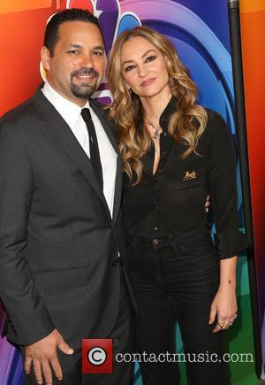 Vincent Laresca and Drea De Matteo