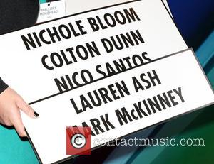 Nichole Bloom, Mark Mckinney, Nico Santos, Colton Dunn and Lauren Ash