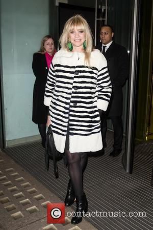 Jo Wood - Le Corsaire - VIP gala night held at the St Martin's Lane Hotel - Arrivals. - London,...