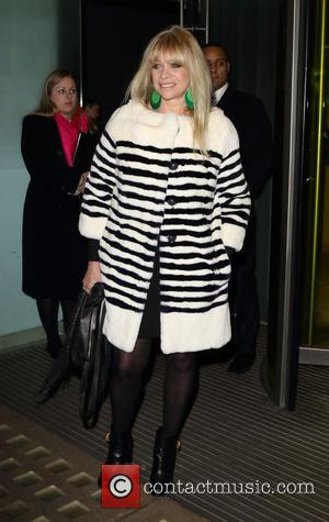 Jo Wood - Le Corsaire VIP Reception and Gala at the St Martins Lane Hotel and The Coliseum, London at...