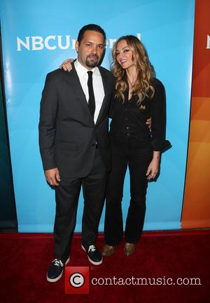 Drea De Matteo and Vincent Laresca
