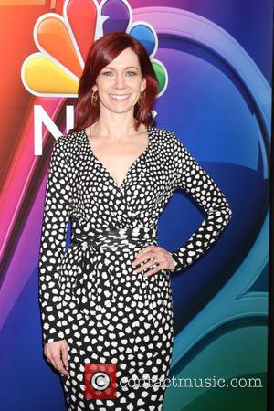 Carrie Preston - 2016 Winter TCA Tour - NBCUniversal Press Tour at Langham Hotel - Arrivals at Langham Huntington Hotel...