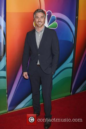 Dave Annable - 2016 Winter TCA Tour - NBCUniversal Press Tour at Langham Hotel - Arrivals at Langham Huntington Hotel...