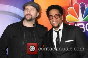Jamie Kennedy and D. L. Hughley