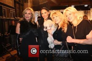 Sonja Morgan, Julianne Wainstein, Ramona Singer and Dorinda Medley