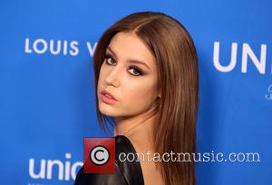 Adele Exarchopoulos - 6th Biennial UNICEF Ball at the Beverly Wilshire Hotel - Arrivals at Beverly Hills - Los Angeles,...
