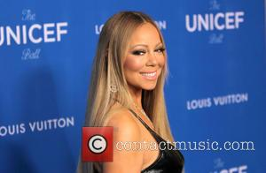 Mariah Carey - 6th Biennial UNICEF Ball at the Beverly Wilshire Hotel - Arrivals at Beverly Hills - Los Angeles,...