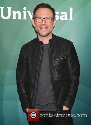 Christian Slater - 2016 NBCUniversal Press Tour at The Langham Huntington Hotel & Spa - Arrivals at Langham Huntington Hotel...