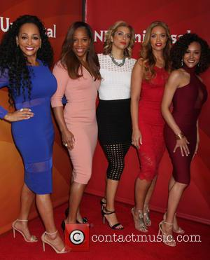 Real Housewives of Potomac, Karen Huger, Charrisse Jackson Jordan, Robyn DIxon, Gizelle Bryant , Ashley Derby - 2016 NBCUniversal Press...