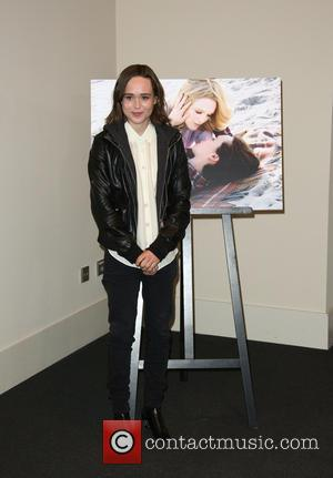 Ellen Page - The Berlin Photocall for