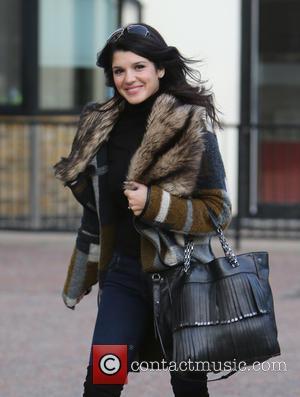 Natalie Anderson - Natalie Anderson outside ITV Studios - London, United Kingdom - Wednesday 13th January 2016