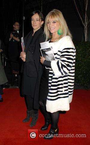 Leah Wood and Jo Wood