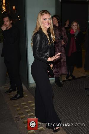 Camilla Kerslake - Le Corsaire - VIP gala night held at the St Martin's Lane Hotel - Arrivals. - London,...