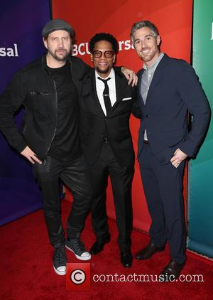Jamie Kennedy, D.l. Hughley and Dave Annable