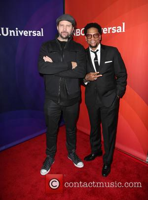 Jamie Kennedy and D.l. Hughley