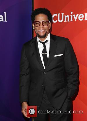 D.L. Hughley - 2016 Winter TCA Tour - NBCUniversal Press Tour at Langham Hotel - Arrivals at Langham Hotel -...