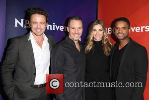 David Lyons, Michael Raymond-james, Bre Blair and Larenz Tate