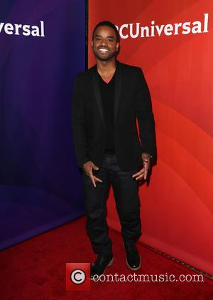 Larenz Tate - 2016 Winter TCA Tour - NBCUniversal Press Tour at Langham Hotel - Arrivals at Langham Hotel -...